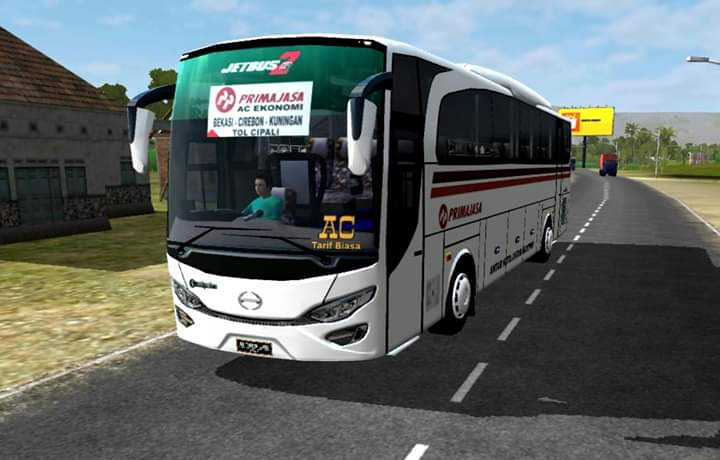 JETBUS 2 HD HINO RK8 Mod for Bus Simulator Indonesia