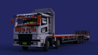 FUSO SUPER GREAT TRIBALL Mod for BUSSID IMG1 - SGCArena
