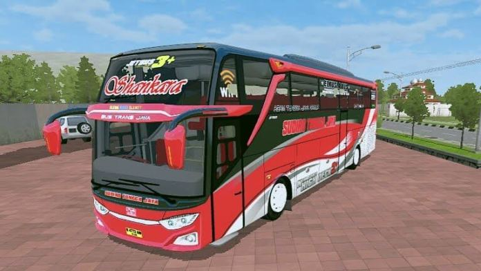 JETBUS3+ UPDATE MERCEDES-BENZ Mod FACE TERBARU (VOYAGER)