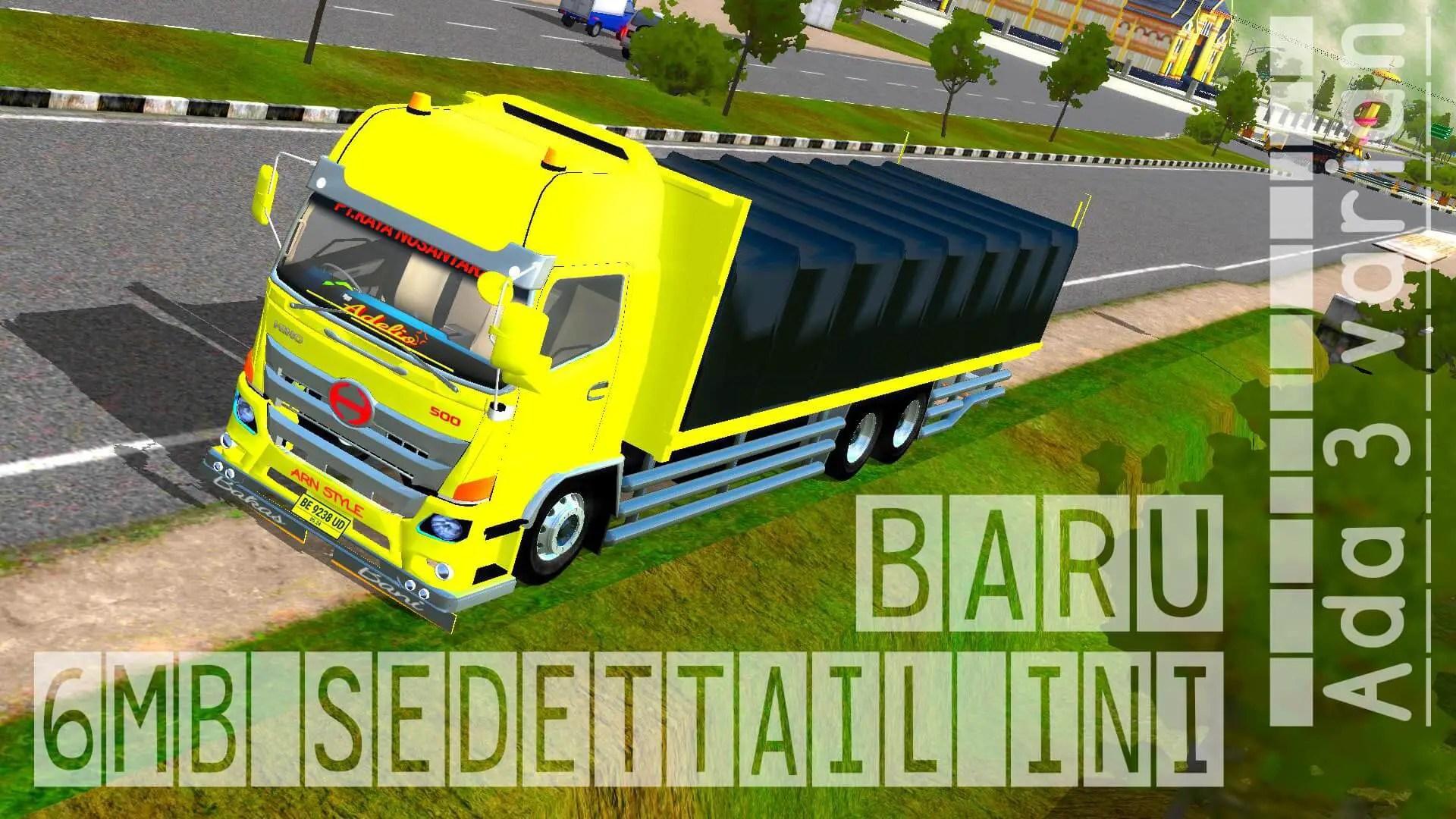 Download Hino HSD Losbak Semen Mod for Bus Simulator Indonesia, Hino HSD Losbak Semen, BUSSID mod, Hino HSD Losbak Semen, Hino HSD Mod for BUSSID, Hino Ranger Truck Mod, Mod BUSSID, Mod for BUSSID, SGCArena, Truck Mod for BUSSID, Vehicle Mod