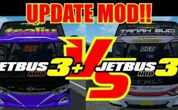 JETBUS3+ MHD JETBUS3+ HDD