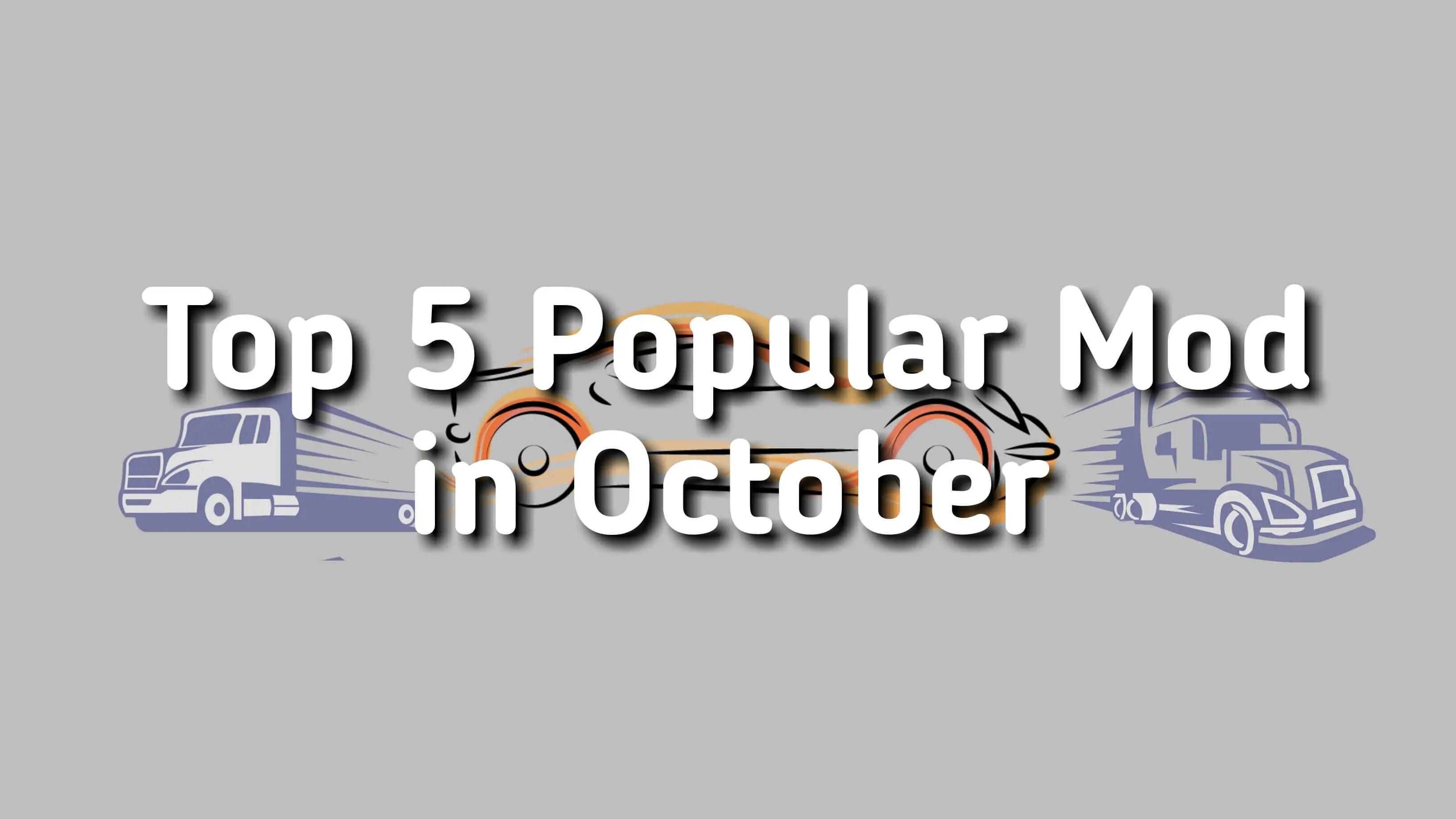 Top 5 Popular BUSSID Mod in October, Top 5 Popular BUSSID Mod, Top Best BUSSID Mod, Top 5 BUSSID Mod,