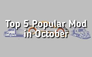 Top 5 Popular BUSSID Mod in October, Top 5 Popular BUSSID Mod, Top Best BUSSID Mod, Top 5 BUSSID Mod,