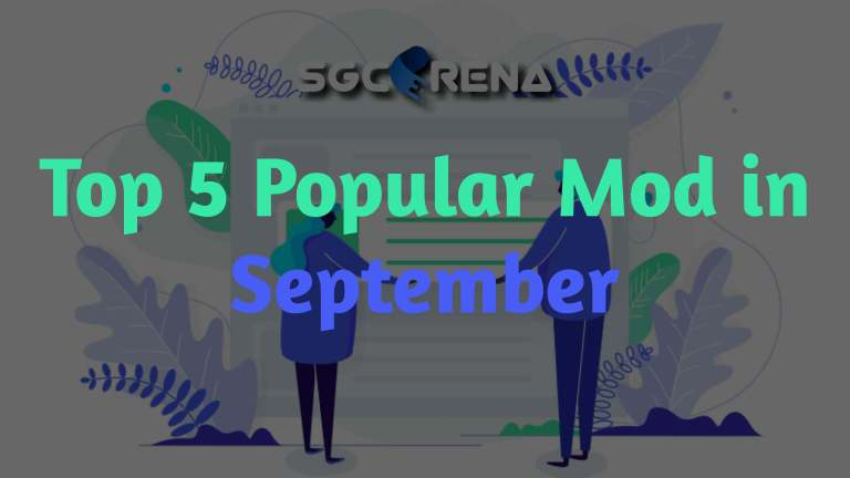 Top 5 Popular BUSSID Mod in September
