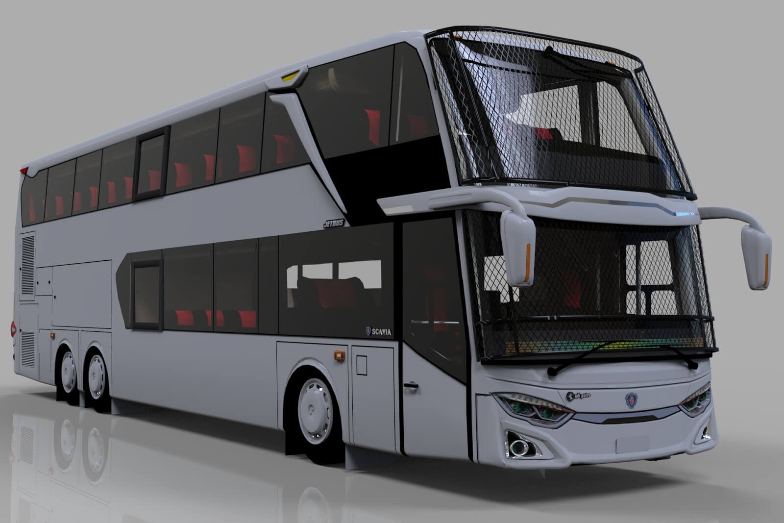 Download Update JetBus 3+ SDD Mod for Bus Simulator Indonesia, Update JetBus 3+ SDD, Bus Mod, Bus Simulator Indonesia Mod, BUSSID mod, JB SDD 3+ Voyager, JB3+ bus Mod, JetBus Mod for BUSSID, JetBus SDD 3+, JetBus SDD 3+ Mod for BUSSID, JETBUS SDD 3+ VOYAGER, JetBus3+, MD Creation, SDD Bus Mod, SGCArena, Update JetBus 3+ SDD, Vehicle Mod, ZTOM