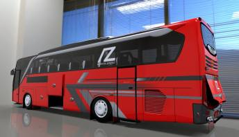Update New Setra JB2+ Bus Mod for BUSSID - SGCArena