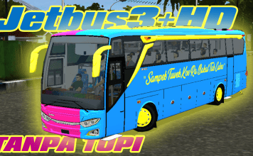JETBUS3+ HD Mod for BUSSID - SGCArena