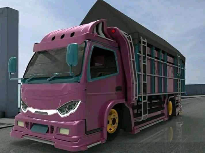 JetCanter 3+ Mod for Bus Simulator Indonesia