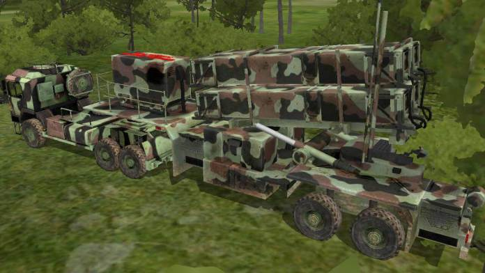 Download Missile Launcher Truck Mod for Bus Simulator Indonesia, Missile Launcher Truck, Andreas R35, BUSSID mod, BUSSID Truck Mod, Fuso Truck Mod for BUSSID, Hino Ranger Truck Mod, Missile Launcher, Missile Launcher Truck Mod, Missile Launcher Truck Mod for BUSSID, Mod BUSSID, Mod for BUSSID, SGCArena, Truck Mod for BUSSID, Vehicle Mod
