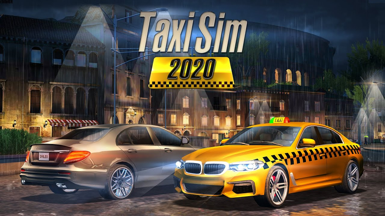 Download Taxi Sim 2020 New Simulator Game for Android & iOS, Taxi Sim 2020, Ovilex, Ovilex New Game, SGCArena, Taxi Sim 2020, Taxi Simulator