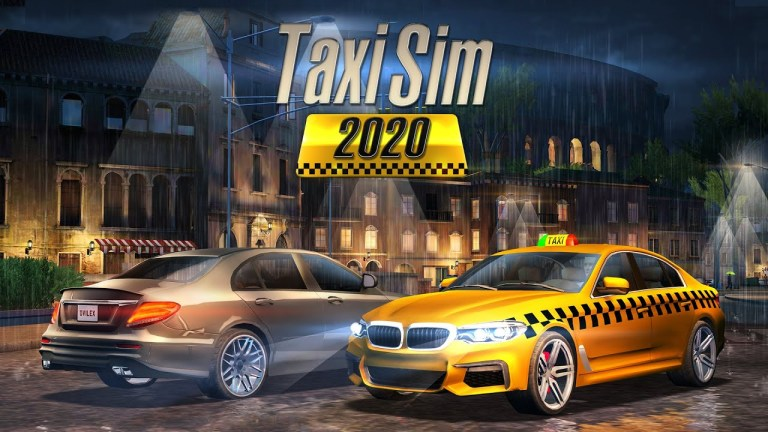 Taxi Sim 2020 New Simulator Game for Android & iOS