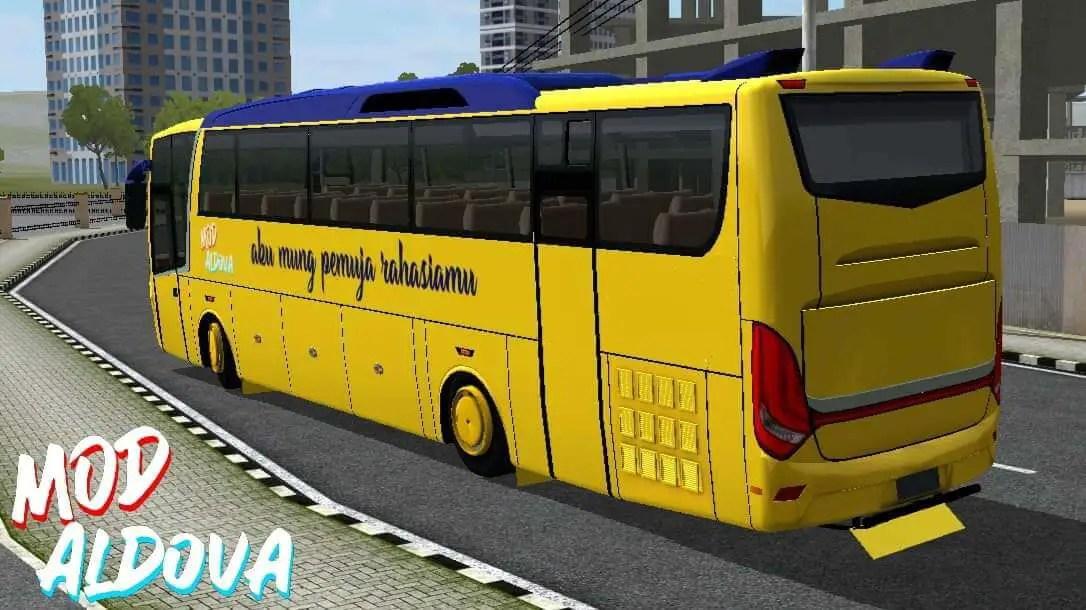 Laksana Skyliner Bus Mod for BUSSID - SGCArena, Skyliner Bus Mod, Skyliner Bus Mod for BUSSID, BUSSID Mod,