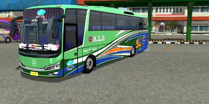 Laksana Skyliner Bus Mod for BUSSID - SGCArena, BUSSID Mod, Skyliner Bus Mod, Skyliner Bus Mod for bussid, Laksana Bus Mod, Laksana Bus Mod for bussid,