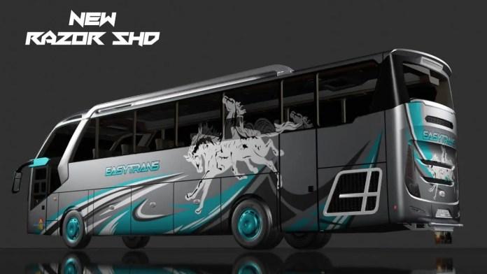 Razor SHD Mod, Razor SHD,Razor SHD Mod BUSSID,Razor SHD Bus Mod, Razor SHD Bussid Mod, Razor SHD bus mod for bussid,Razor SHD Mod livery, SGCArena,