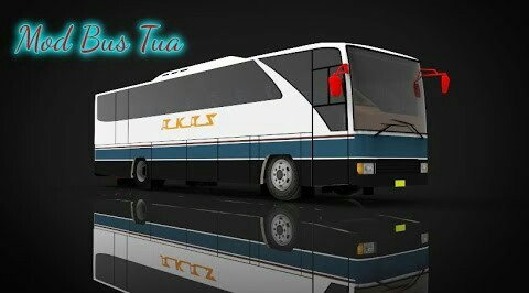 Tua Bus Mod for Bus Simulator Indonesia
