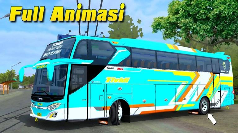 JB3+ SHD Voyager Hino & Scania Bus Mod for BUSSID