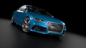 Download Audi RS7 Car Mod for Bus Simulator Indonesia, Audi RS7,
