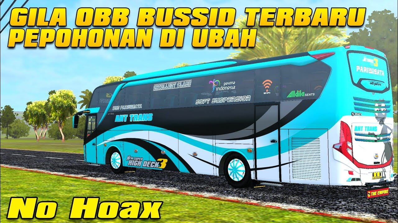 Free Bussid V3 3 3 Obb Sound Srigala Skin Traffic Mod Graphic Sgcarena