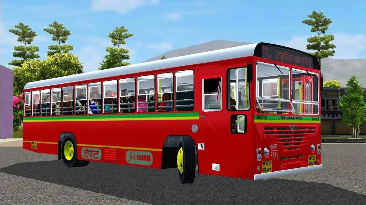 Ashok Leyland Viking, Ashok Leyland Viking Mod BUSSID, Mod BUSSID Ashok Leyland Viking, Ashok Leyland Viking Mod for BUSSID, Ashok Leyland Viking Bus Mod BUSSID, BUSSID Bus Mod, Indian Bus Mod BUSSID, Mod for BUSSID, SGCArena
