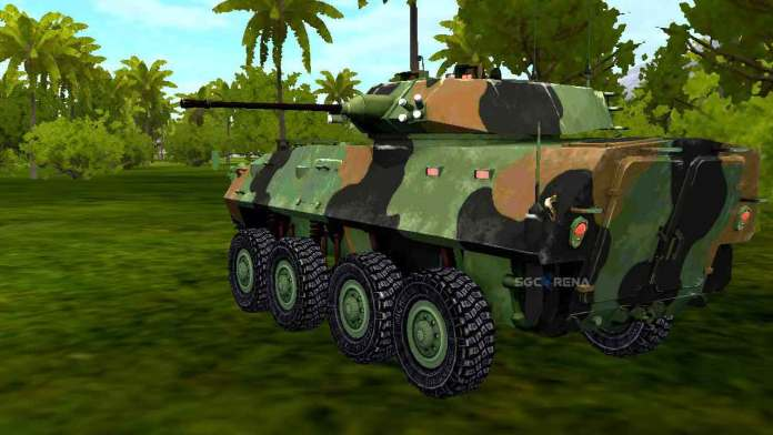 LAV 25, LAV 25 MOd BUSSID, Mod BUSSID LAV 25, Mod LAV 25 Tank BUSSID, BUSSID Tank Mod, BUSSID Mod, SGCArena, Tank Mod BUSSID, LAV 25 Tank Mod, Download Tank Mod BUSSID, BUSSID Mod LAV 25, Donload LAV 25 Mod BUSSID, Ghoin RK