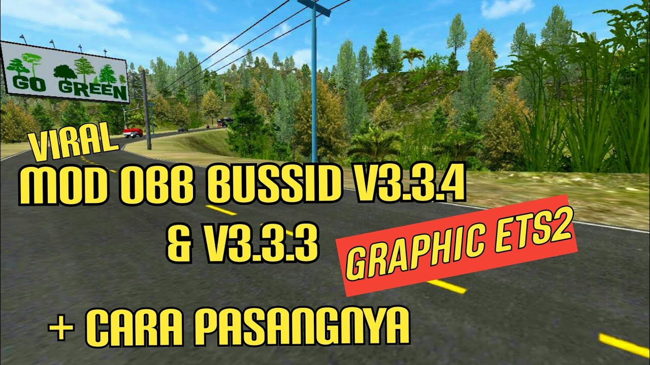 Download BUSSID V3.3.4 Obb: ETS2 HD Graphic and Sound Hino RK8, BUSSID V3.3.4 Obb: ETS2 HD Graphic and Sound Hino RK8, BUSSID Graphic Mod Obb, BUSSID OBB Mod, Yodi Channel