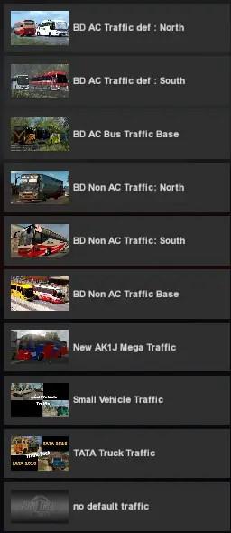BD Traffic Mod, ETS2 BD Traffic MOd, BD Traffic Mod ETS2