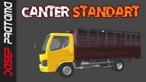 Canter Standard Mod BUSSID, Mod Canter Standard BUSSID, Mod BUSSID Canter Standard, BUSSID Truck MOd, SGCArena