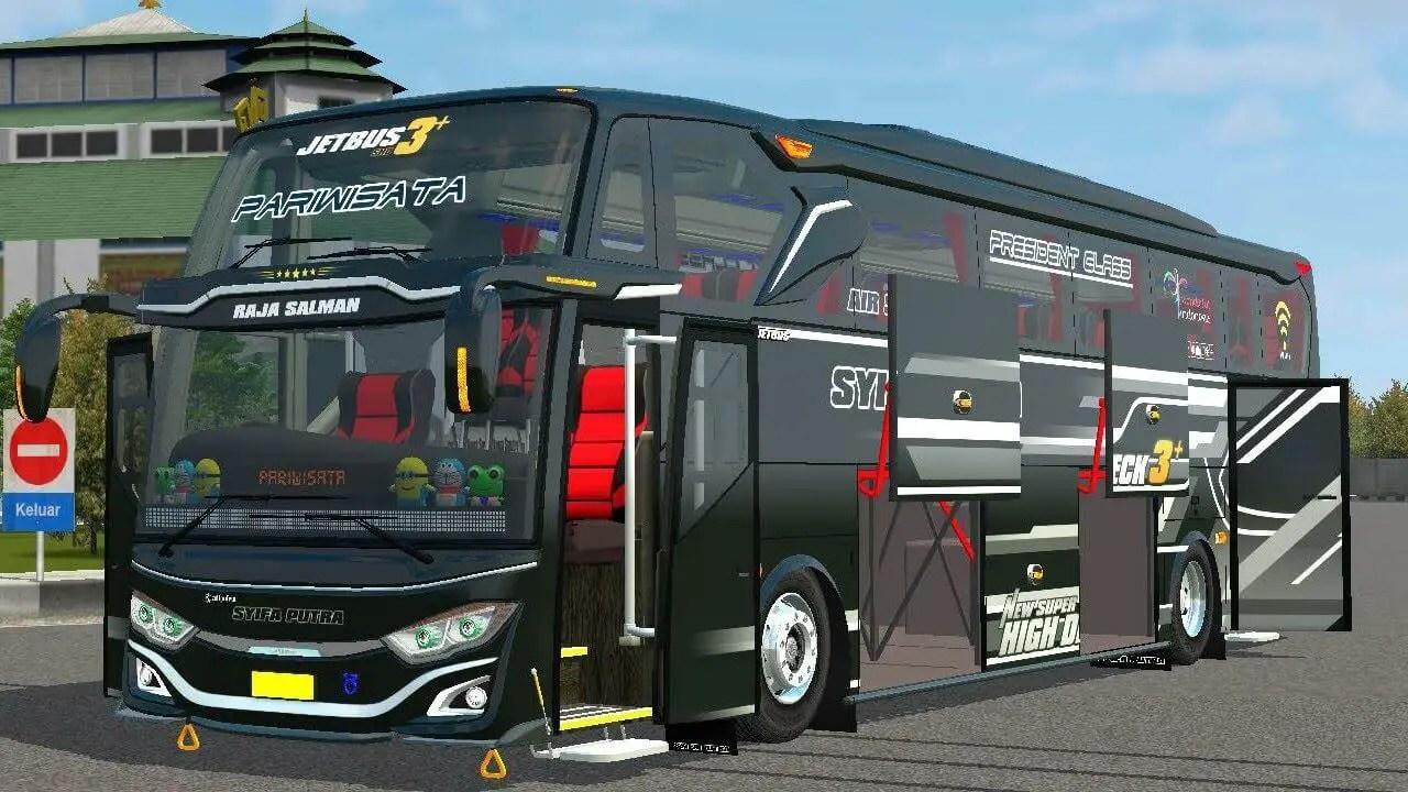 Jetbus3+ Angga Saputra, Jetbus3+ Angga Saputra MOd BUSSID, Mod BUSSID Jetbus3+ Angga Saputra, Mos Jetbus3+ Angga Saputra BUSSID, JetBus3+ Bus Mod BUSSID, SGCArena, BUSSID Bus Mod