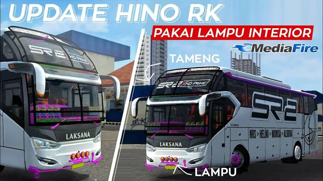 SR2 XHD Prime Scania K360 Mod BUSSID, Mod SR2 XHD Prime Scania K360 BUSSID, BUSSID Bus Mod, SGCArena