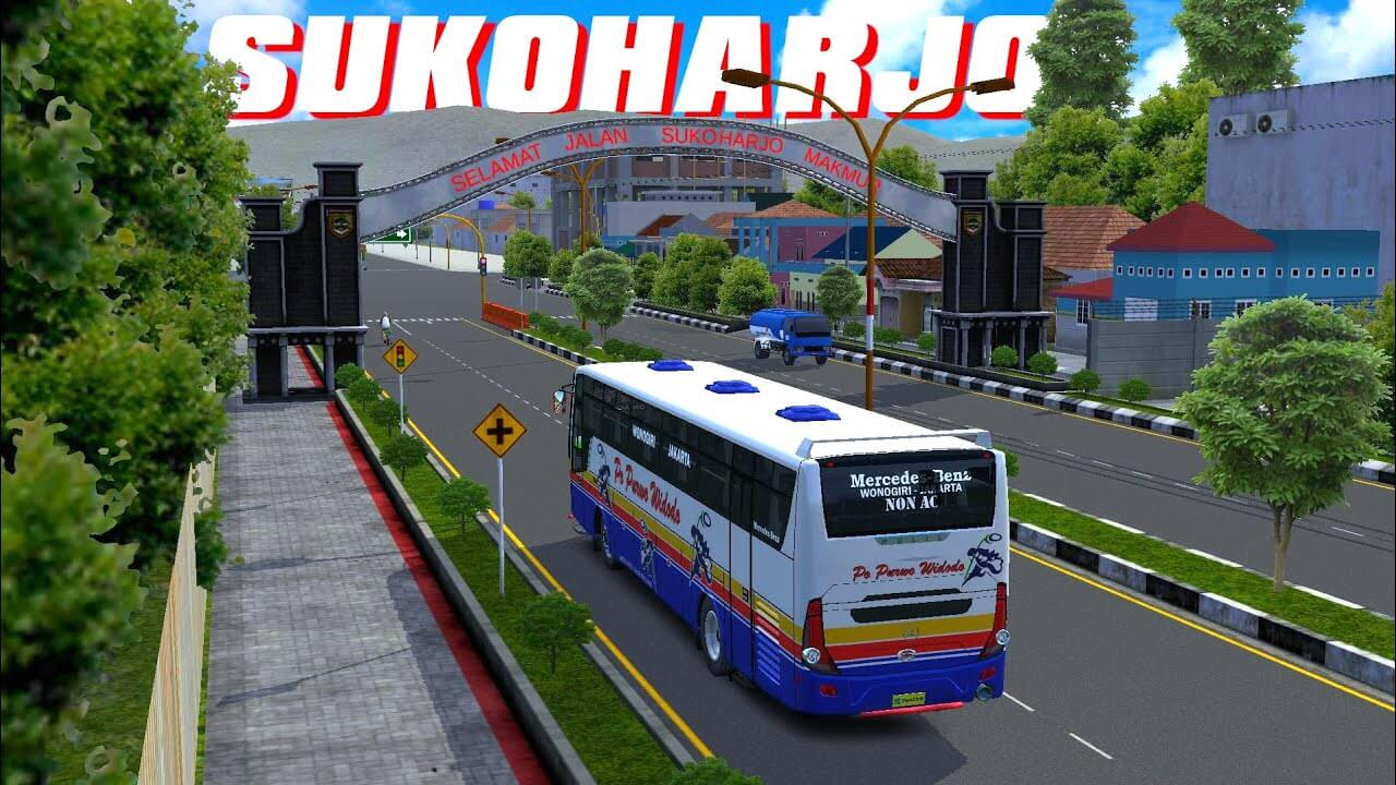 Update New Special BUSSID V3.4 Obb Mod