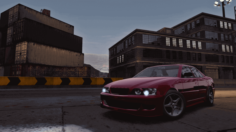 Toyota Chaser Tourer V Car Mod for BUSSID