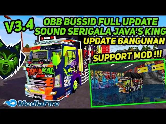 BUSSID V3.4 Obb Mod: Update Bangunan Terminal Traffic