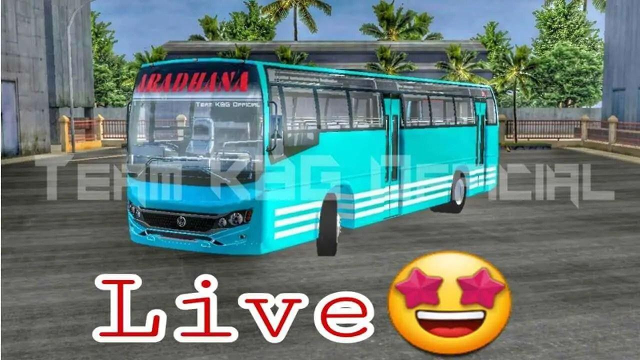 Download Kondody BS6 V1 Bus Mod for BUSSID, Kondody BS6, BUSSID Bus Mod, BUSSID Vehicle Mod, Indian Bus Mod BUSSID, Team KBG