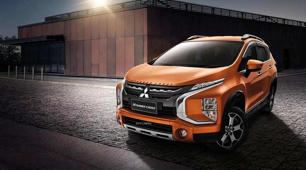 Download Mitsubishi Xpander Cross Car Mod for BUSSID, Mitsubishi Xpander Cross, BUSSID Car Mod, BUSSID Vehicle Mod, Dasep Pratama, Mitsubishi