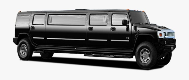 Hummer H3 Limousine Luxury Car Mod for BUSSID