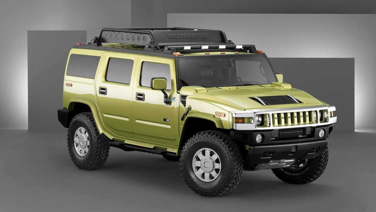 Download Hummer H2 Car Mod for BUSSID, Hummer H2, BUSSID Car Mod, BUSSID Vehicle Mod, Dasep Pratama
