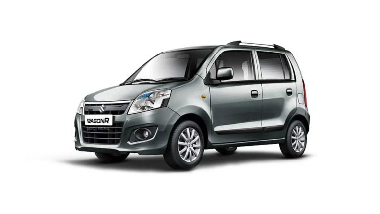 Suzuki Karimun Wagon R 2015 Car Mod for BUSSID