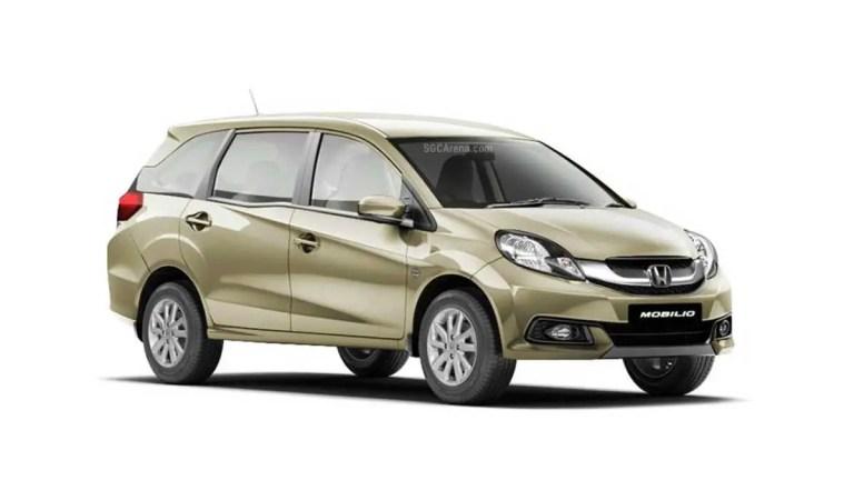 Honda Mobilio Car Mod for Bus Simulator Indonesia