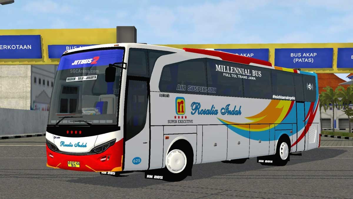 Download Jetbus 2 Travego Bus Mod for BUSSID, Jetbus 2 Travego Bus Mod, BUSSID Bus Mod, BUSSID Vehicle Mod, JetBus2, MD Creation