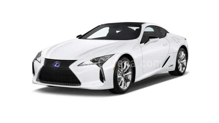 Lexus LC500 Terbaru 2021 Car Mod BUSSID