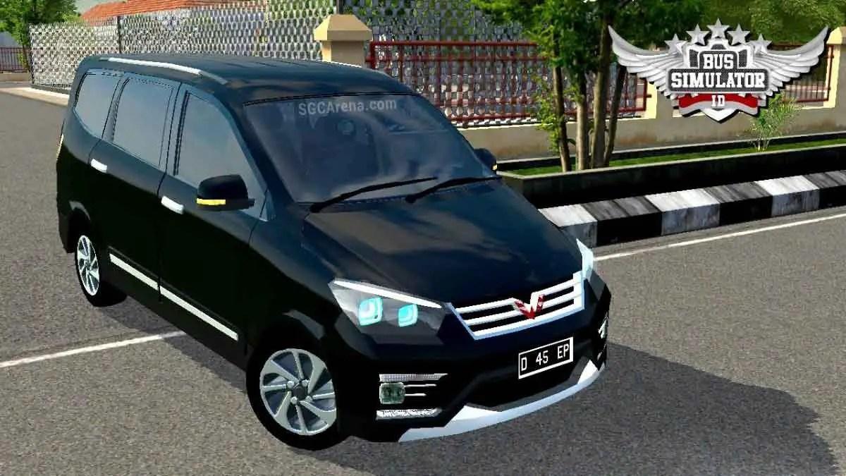Download Wuling Confero Car Mod BUSSID, Wuling Confero Car Mod BUSSID, BUSSID Car Mod, BUSSID Vehicle Mod, Dasep Pratama, Wuling