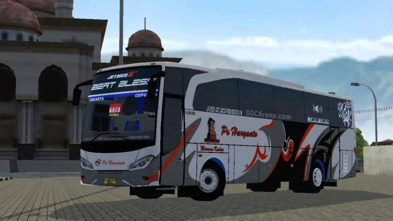 Jetbus HD HINO RN285 Bus Mod BUSSID