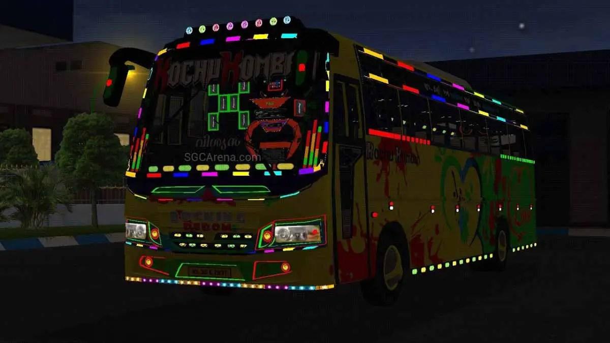 Download Prakash Grand BMR Indian Bus Mod BUSSID, Prakash Grand BMR indian bus Mod, BUSSID Bus Mod, BUSSID Vehicle Mod, Indian Bus Mod BUSSID, Team KBG