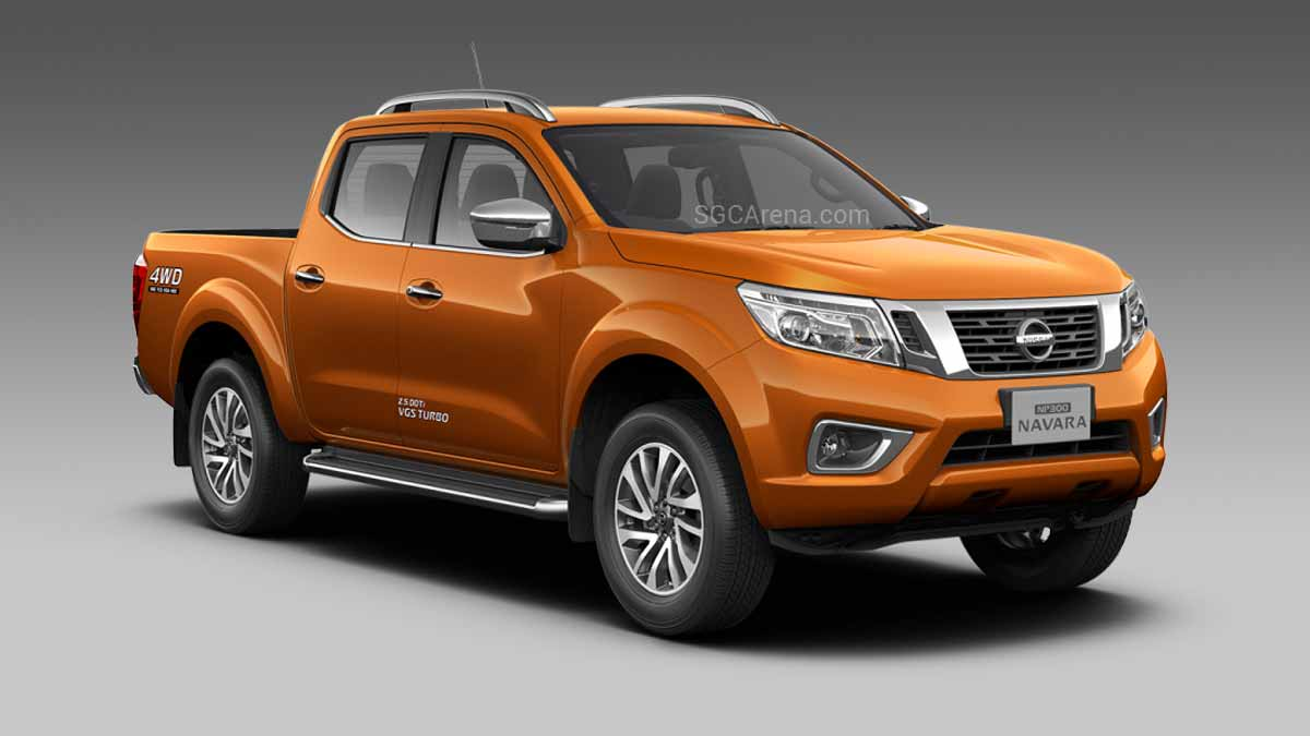 Download 2017 Nissan Frontier Truck Mod for BUSSID, 2017 Nissan Frontier Truck Mod, BUSSID Truck Mod, BUSSID Vehicle Mod, MAH Channel, Nissan