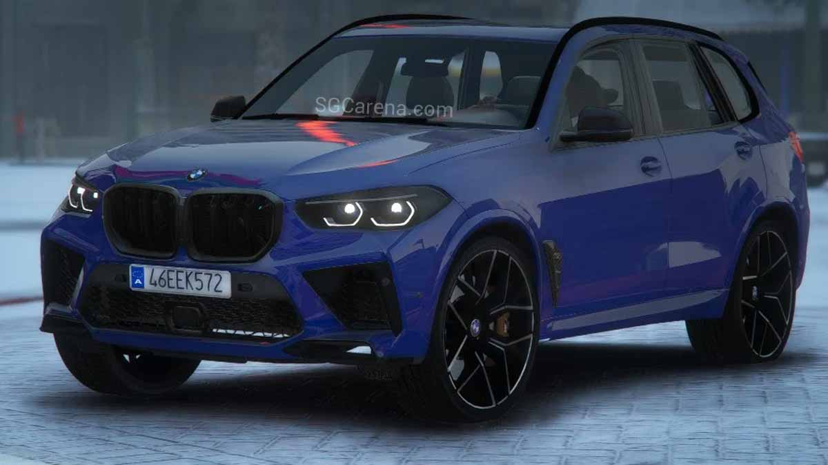 Download BMW X5M Competition 2020 SUV Mod BUSSID, BMW X5M Competition 2020 SUV Mod, BMW, BUSSID Car Mod, BUSSID Vehicle Mod, MAH Channel, SUV