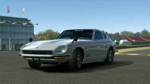 Download NISSAN 240Z Racing Car Mod BUSSID, NISSAN 240Z Racing Car Mod, BUSSID Car Mod, BUSSID Vehicle Mod, Nissan