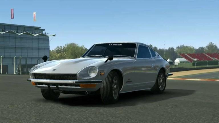 NISSAN 240Z Racing Car Mod BUSSID