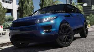 Download Range Rover Evoque 2021 SUV Mod BUSSID, Range Rover Evoque, BUSSID Car Mod, BUSSID Vehicle Mod, MAH Channel, Range Rover, SUV