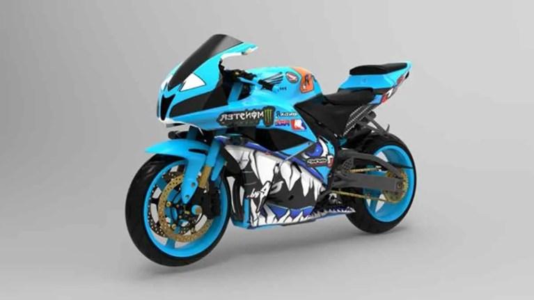 Honda CBR 600RR Bike Mod for BUSSID