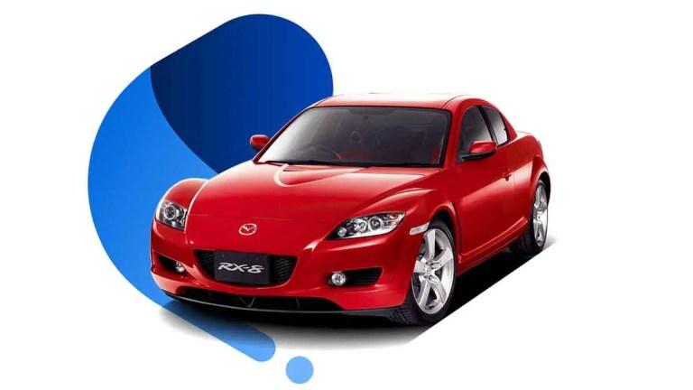 Mazda RX-8 Car Mod BUSSID